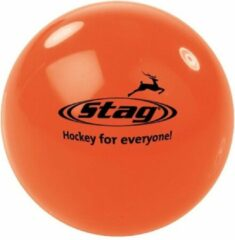 Stag Hockeyballen glad - reject - oranje - 12 stuks