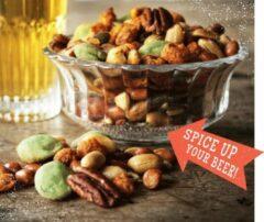 Red Squirrels DAGELIJKS VERS GEBRAND. Spice Me Up Biermix (gebrand, gezouten, 500 gram)