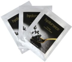 Hyaluronce Caviar Luxury Mask 3er Set