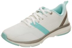 Press 2 Trainingsschuh Damen Under Armour ivory / refresh / mint / metallic faded gold