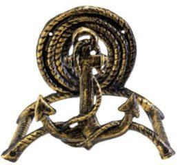 Schlauchhalterung Anker miaVILLA gold