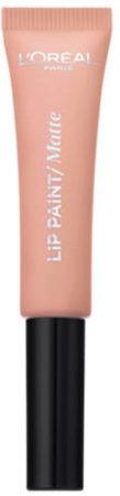 Afbeelding van Roze L Or al Paris L'Or al Paris Make-Up Designer Infaillible Lip Paint - 208 Off-White - Lipstick
