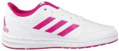 Rosa Sportschuhe AltaSport K mit griffiger Sohle BA9543 adidas performance ftwr white/bold pink/ftwr white