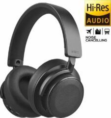 Zwarte WISEQ Noise Cancelling Koptelefoon | 98% Active Noise Cancelling | Bluetooth 5.0 aptX | Over-Ear | 30 uur batterij | ANCX100