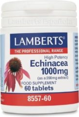 Lamberts Echinacea 1000 Mg Met Zink En Vitamine C (60tb)