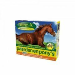 Verm-X paard - brokjes 4 kg.