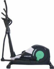 Grijze Crosstrainer Focus Fitness Fox 3 - incl. hartslagfunctie