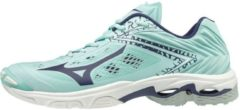Mizuno Wave Lightning Z5 lichtblauw volleybalschoenen dames (V1GC190028)