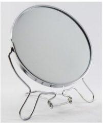 Merkloos / Sans marque Scheerspiegel 9,5cm 2-zijdig (één zijde 2x vergrotend)