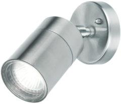 Franssen Verlichting Finmotion wandspot richtbaar 304 Gu-10 - RVS