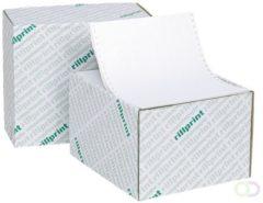 Rillstab Blanco papier formaat 240 mm x 12 (305 mm) 60 g/m²