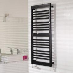 HD Heating Handdoekradiator IP Athena Graphite Verkrijgbaar in 9 verschillende maten (Ook in elektrische uitvoering)