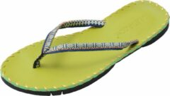 Yoga sandals - groen Slippers YOGISTAR