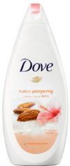 Dove Badschuim Purely Pampering Amandelmelk and Hibiscus 750ml