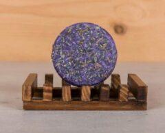 HappySoaps Purple Rain (lavendel) met zeephouder