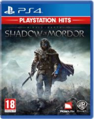 Warner Bros. Games Middle-Earth: Shadow of Mordor - PS4 Hits