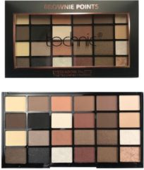 Beige Technic Eyeshadow Palette Brownie Points