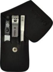 Sonstiges PFEILRING Pfeilring Maniküretui, Rindleder schwarz, 3-teilige Bestückung