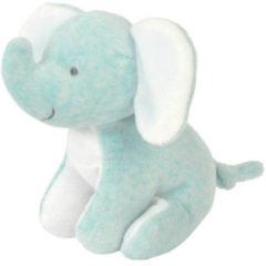 Blauwe BamBam olifant lagoon knuffel 15 cm