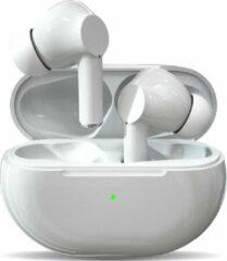 Athletix® Platinum Pro - Draadloze Oordopjes met oplaadcase - Bluetooth Oortjes - Geschikt voor Android & Apple - Wit