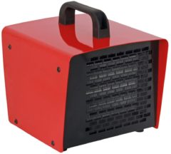 Velleman Perel industriële ptc-ventilatorkachel - 2000 w tc78071