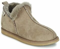 Shepherd Annie dames pantoffel - Taupe - Maat 41