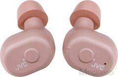 JVC HA-A10T Headset In-ear Micro-USB Bluetooth Roze