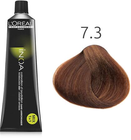 Afbeelding van L'Oreal Professionnel L'Oréal - INOA Fundamental - 7.3 - 60 gr