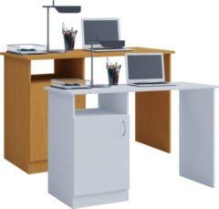 """VCM Schreibtisch Computertisch Arbeitstisch Büro Möbel PC Tisch """"Desas"""""""