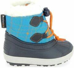 Blauwe Snowboots Elementerre Appleton BB Turquoise