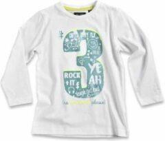 Groene Blue Seven t-shirt jongen - Maat 128