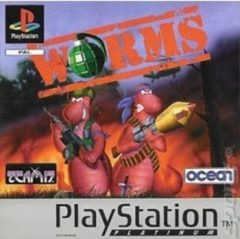 Playstation Worms PS1