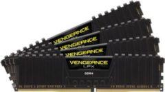 Corsair Microsystems Corsair Vengeance LPX Series - 16 GB Kit (4 x 4GB) - DDR4-2400 CMK16GX4M4A2400C14