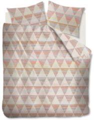 Beddinghouse Torres - Dekbedovertrek - Tweepersoons - 200x200/220 cm + 2 kussenslopen 60x70 cm - Koraal