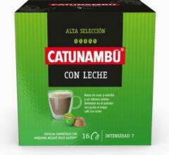 Catunambú Dolce Gusto - Café Latte / Café Con Leche - 48 cups + gratis proefverpakking