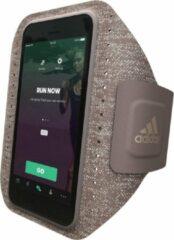 Zandkleurige Adidas SP Preformance Sport Armband FW17 for iPhone 6/6S/7/8 sesame