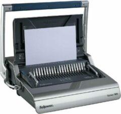 Grijze Fellowes Inbindmachine Galaxy 500 Manueel Comb 500 Vel