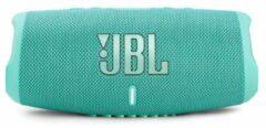 JBL CHARGE 5 Bluetooth luidspreker Outdoor, Waterdicht, USB Lichtblauw