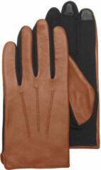 Otto Kessler Heren Touchscreen Handschoenen Miles Tobacco XL