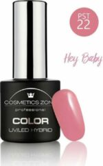 Roze Cosmetics Zone UV/LED Gellak Hey Baby PST22