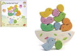 Tenderleaftoys Tender Leaf Toys Rocking Baby Birds speelgoed voor motoriek