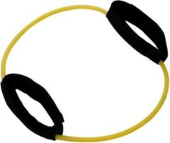 Body-Solid - BSTART Weerstandsband - Ankle Cuffs - Geel - Erg licht