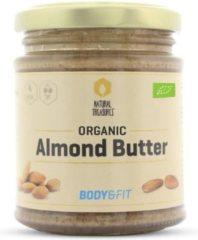 Body & Fit Organic Body & Fit Superfoods Biologische Amandelpasta - 100% natuurlijk - 170 gram