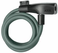 Donkergroene AXA kabelslot Resolute 8 120 Ø8 / 1200 mm armygreen