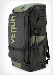 Kaki Venum Challenger Xtreme Evo Backpack Rugzak Khaki Zwart