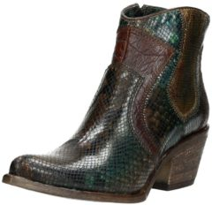 Choizz Exclusive dames western laarsjes - Cognac