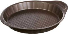 Bruine Pyrex Asimetria Taartvorm 2,4 l - 30 cm