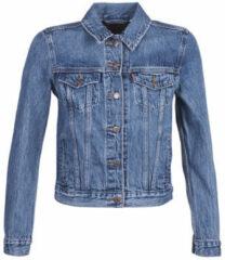 Blauwe Kleding Veste en jean Original Trucker by Levi's