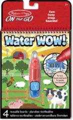 Melissa &amp Doug Verven met Water - Boerderij