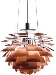 Witte Louis Poulsen PH Artichoke Hanglamp 480 - Koper